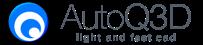 AutoQ3D Logo